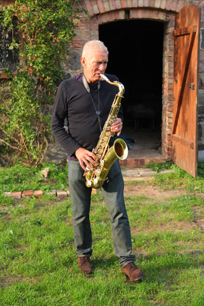 Robert Knuth Jam Session in Dominikowo